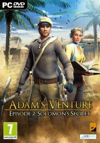 Обложка Adam's Venture: Episode 2 - Solomon's Secret