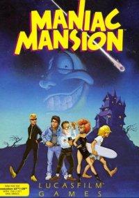 Обложка Maniac Mansion