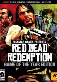 Обложка Red Dead Redemption: Game of the Year Edition
