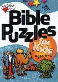 Обложка Bible Puzzles