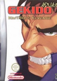Обложка Gekido Advance - Kintaro's  Revenge