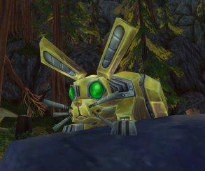 В WoW: Legion будут гномы-охотники с механическими петами