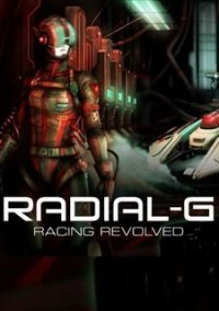 Обложка Radial-G: Racing Revolved