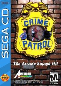 Обложка Crime Patrol