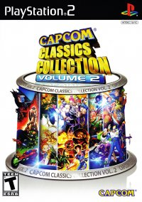 Обложка Capcom Classics Collection: Volume 2