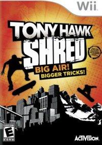 Обложка Tony Hawk: Shred Stand-Alone Software