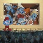Скриншот The Smurfs Dance Party – Изображение 1