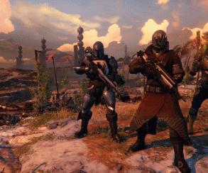 Лучшей игрой Gamescom 2013 названа Destiny