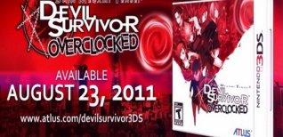 Shin Megami Tensei: Devil Survivor. Видео #2