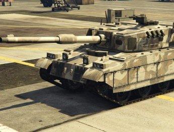 Гифка дня: ствол танка – лучшая бита