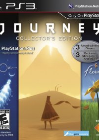 Обложка Journey: Collector's Edition