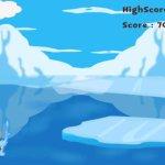 Скриншот Happy Penguin Egg Rush XD - Extreme Polar Pandemonium Survival Challenge – Изображение 1