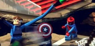 LEGO: Marvel Super Heroes. Видео #2