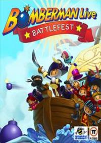 Обложка Bomberman Live: Battlefest
