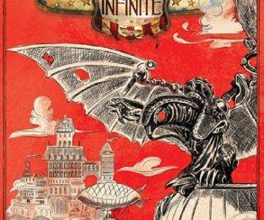 Irrational Games представила обратную сторону обложки BioShock Infinite