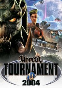 Обложка Unreal Tournament 2004