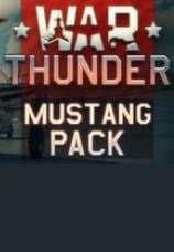Обложка War Thunder: Mustang Advanced Pack
