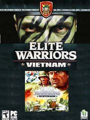 Обложка Elite Warriors: Vietnam
