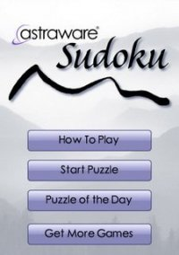 Обложка Astraware Sudoku