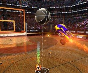 В Rocket League появится баскетбол