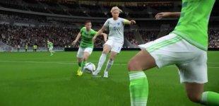 FIFA 16. Английские футболистки