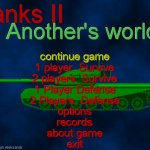 Скриншот Tanks 2: Another's Worlds – Изображение 7