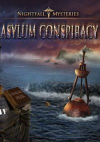 Обложка Nightfall Mysteries: Asylum Conspiracy