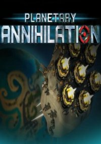 Обложка Planetary Annihilation