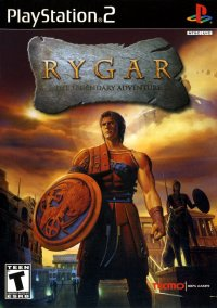 Обложка Rygar: The Legendary Adventure