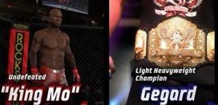 EA SPORTS MMA. Видео #2