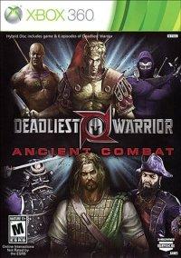 Обложка Deadliest Warrior: Ancient Combat