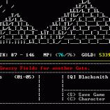 Скриншот SanctuaryRPG