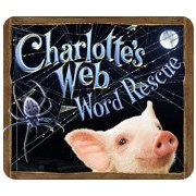 Обложка Charlotte's Web - Word Rescue