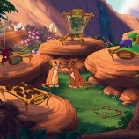 Скриншот Disney's Active Play: The Lion King 2: Simba's Pride