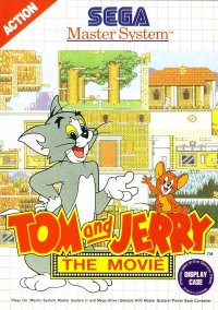 Обложка Tom and Jerry - The Movie