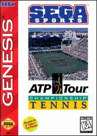 Обложка ATP Tour Championship Tennis