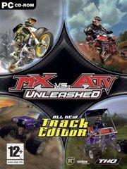 MX vs. ATV Unleashed – фото обложки игры