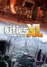 Обложка Cities XL 2012