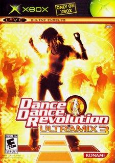 Dance Dance Revolution Ultramix 3