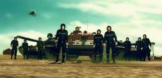 Tank Biathlon. Видео #1