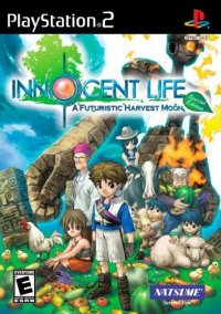 Обложка Innocent Life: A Futuristic Harvest Moon -- Special Edition