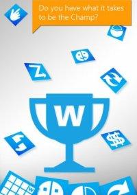 Wordament – фото обложки игры