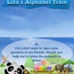 Скриншот Lola's Alphabet Train – Изображение 4