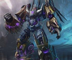 Трейлер сетевой игры Transformers: Fall of Cybertron