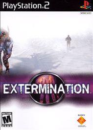 Обложка Extermination