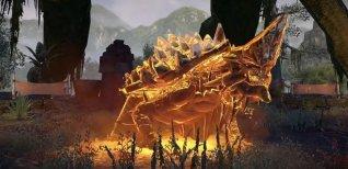 The Elder Scrolls Online. Трейлер DLC Ruins of Mazzatun