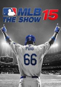 MLB 15: The Show – фото обложки игры