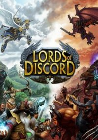 Обложка Lords of Discord