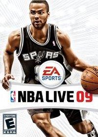 Обложка NBA Live 09