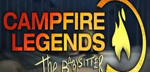 Campfire Legends: The Babysitter. Видео #1